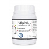 Ubiquinol - coenzyme Q10 50 mg, 300 capsules – dietary supplement