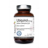 Ubiquinol - coenzyme Q10 50 mg, 60 softgels – dietary supplement