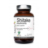 Shiitake mushrooms, 60 capsules – dietary supplement