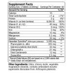 Spirulina Hawajska Pacifica® miętowa 1000 mg (180 tabl.) - suplement diety
