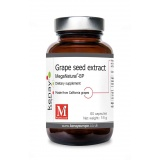 MegaNatural®-BP grape seed extract, 60 capsules - dietary supplement