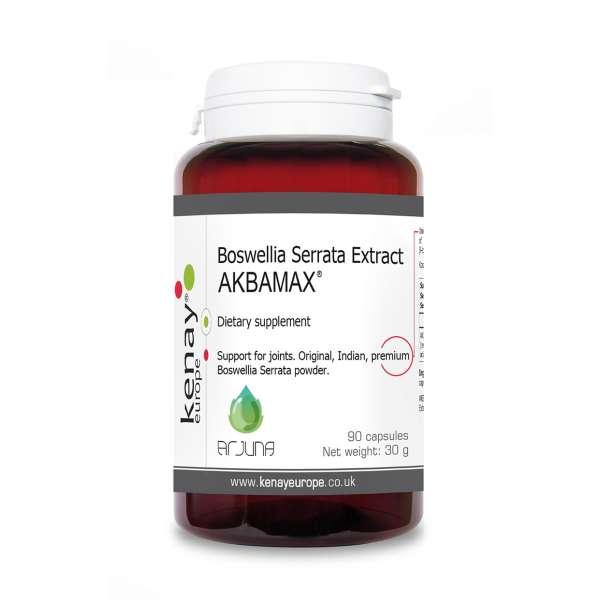 Boswellia Serrata extract AKBAMAX® , 90 capsules -dietary  supplement