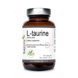 L-Tauryna (60 Kapseln) - Nahrungsergänzungsmittel