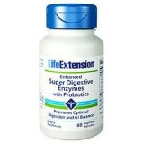 Enhanced Super Digestive Enzymes with Probiotics 60 caps., LifeExtension – dietary supplement