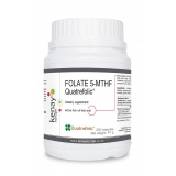 FOLATE 5-MTHF  Quatrefolic® 800 µg, 300 capsules - dietary  supplement