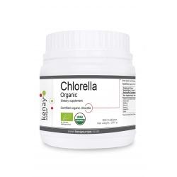 Organic Chlorella, 600 tablets  - dietary  supplement