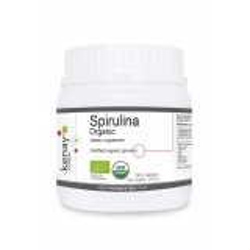 Organic Spirulina, 600 tablets  - dietary  supplement