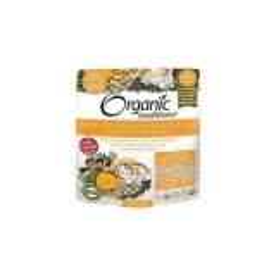 Organic Probiotic Smoothie Mix, Luscious Lucuma Baobab (200 g)