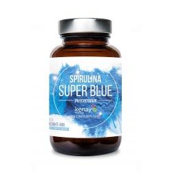Spirulina Super Blue powder, 40 g - dietary  supplement