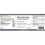Blue Spirulina Pur-BlueTM Spiru-Zan®, 120 tablets - dietary supplement