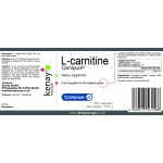 L-carnitine Carnipure®, 300 capsules - dietary supplement