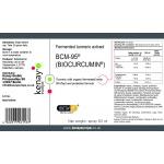 Fermented turmeric extract  BCM-95® (BIOCURCUMIN®) , 50 ml
