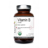 Vitamin B complex, 60 capsules - dietary supplement