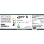 Vitamin B complex, 60 capsules - dietary supplement