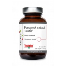 Fenugreek extract Testofen®, 30 capsules – dietary supplement