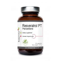 Resveratrol PT pterostilbene, 30 capsules – dietary supplement