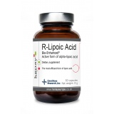 R-Lipoic Acid Bio-Enhanced® active form of alpha-lipoic acid,  60 capsules – dietary supplement