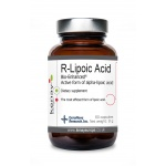 R-Lipoic Acid Bio-Enhanced® active form of lipoic acid,  60 capsules – dietary supplement