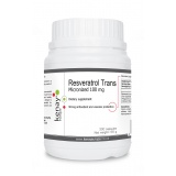 Micronized Trans-Resveratrol 100mg, 300 capsules - dietary supplement