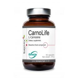 CarnoLife® L-carnosine,  60 capsules - dietary supplement
