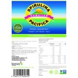 Spirulina Pacifica, 180 g powder – dietary supplement