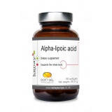 Alpha Lipoic Acid, 60 capsules - dietary supplement