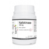 Nattokinase 100 mg, 300 softgels – dietary supplement