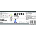 Berberine, 60 capsules – dietary supplement