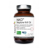 Neptune Krill Oil NKO, 60 softgels- dietary supplement