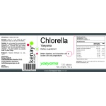 Chlorella Yaeyama, 120 tablets – dietary supplement